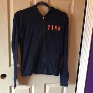 Victoria's Secret Pink.  Detroit Tigers Hoodie.